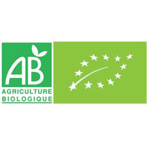 Logos européen et français de l'agriculture biologique. INAO.