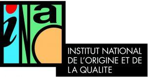 Logo de l'institut national de l'origine et de la qualité. INAO.